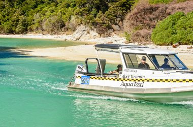 Charter your own water taxi | Abel Tasman Aqua Taxi