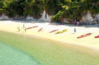 Magical Marine Reserve - Kayak - Abel Tasman Aqua Taxi