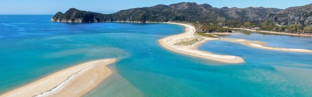Totaranui to Awaroa and back   Abel Tasman Aqua Taxi