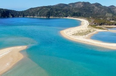 Totaranui to Awaroa and back | Abel Tasman Aqua Taxi