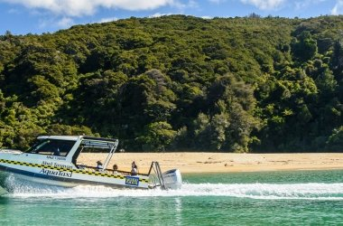 Water Taxi - One way fares - Abel Tasman Aqua Taxi